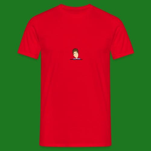 Heren t--shirt cartoon Lewis - Mannen T-shirt