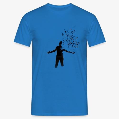 Coming apart. - Men's T-Shirt