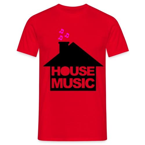 House Music - Mannen T-shirt