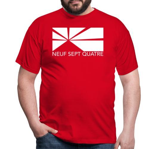 Neuf sept quatre - T-shirt Homme