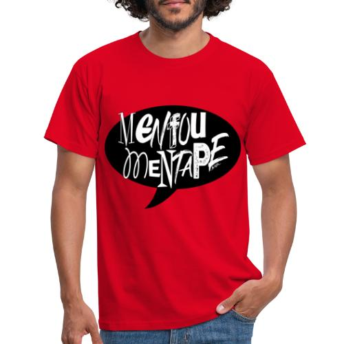 La bulle MENFOUMENTAPE by Alice Kara - T-shirt Homme