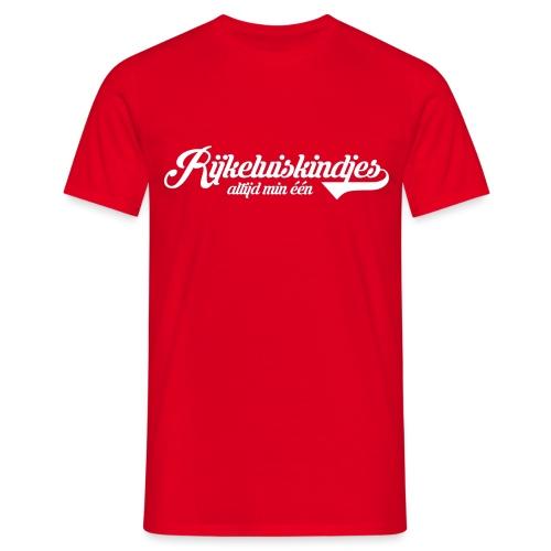 Rijkeluiskindjes, altijd min één - Mannen T-shirt
