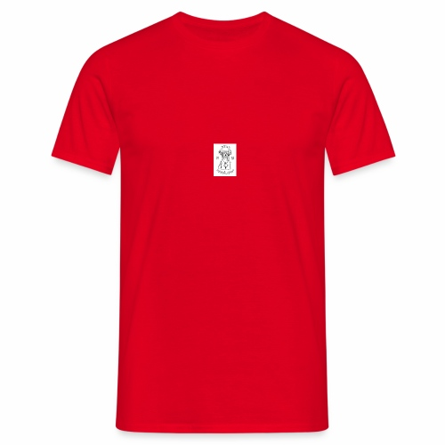mhs - T-shirt herr