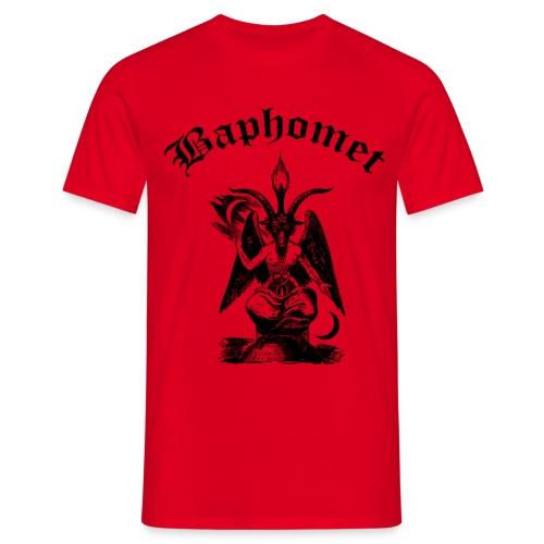 BAPHOMET - Männer T-Shirt