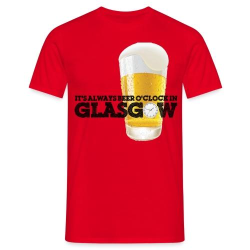 Beer O Clock - Men's T-Shirt