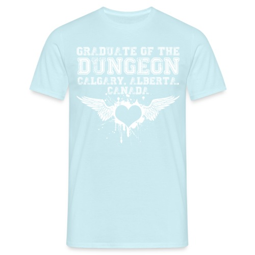 dungeon - Men's T-Shirt