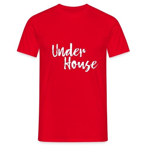 UNDER HOUSE MINIMALISTA - Camiseta hombre