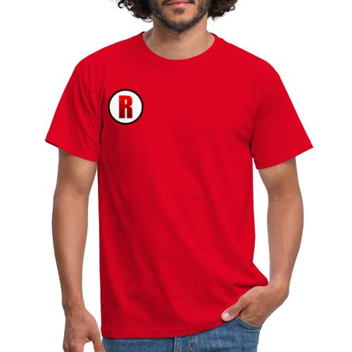 realf1n3x logo - T-shirt herr