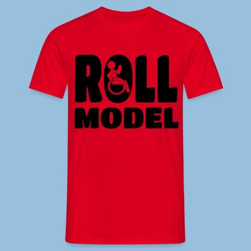 Roll model 016 - Mannen T-shirt