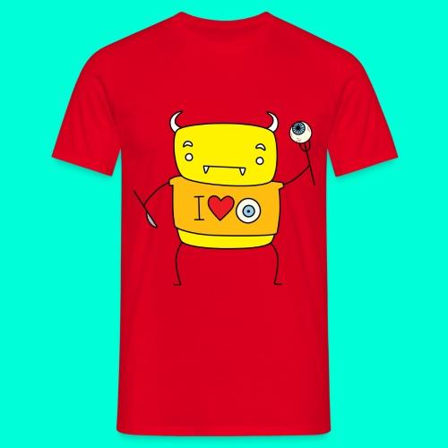 Eyelover - T-shirt herr