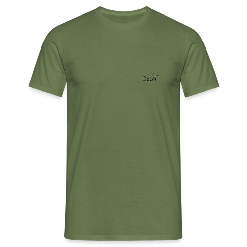 DEGN - Herre-T-shirt