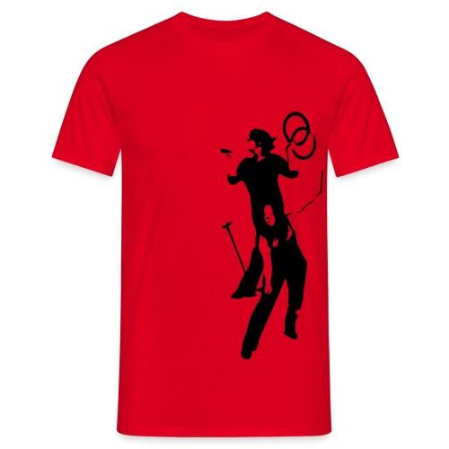 Logo LES TROUBADOURS - T-shirt Homme