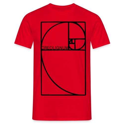fibonacci - T-shirt Homme