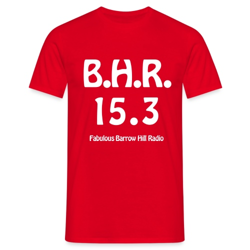 BHR TShirt 2 - Men's T-Shirt
