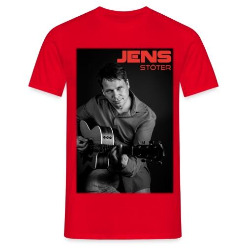 jens stoeter gitarre - Männer T-Shirt