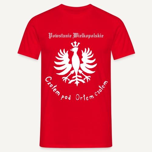 powstaniewielkopolskie - Koszulka męska