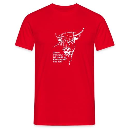 kuuuhl - Männer T-Shirt