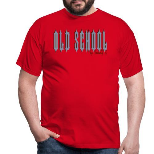 Old School Shirt - Männer T-Shirt