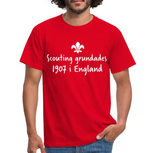 Grundades - T-shirt herr