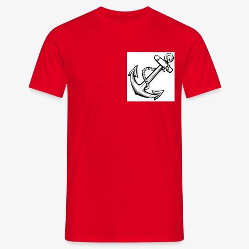 Anch - Men's T-Shirt