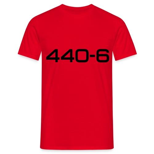 plymouthbarracuda440601b - T-skjorte for menn