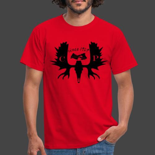 1969er Elchschild - Männer T-Shirt