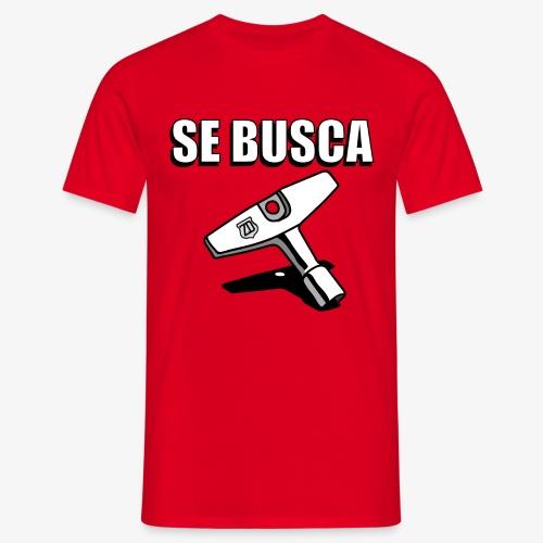 SE BUSCA - Camiseta hombre