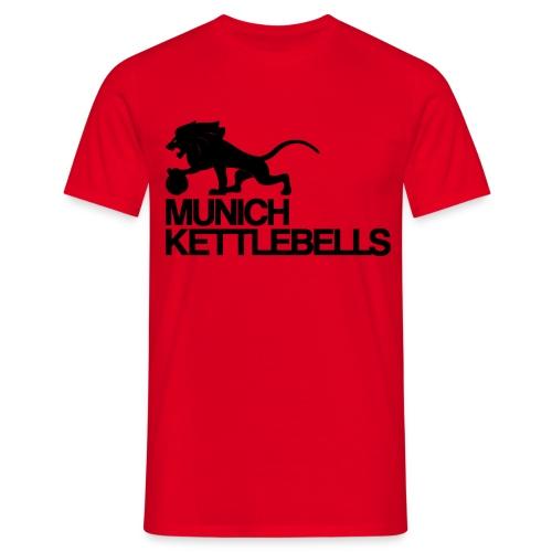Logo MKBblack png - Männer T-Shirt