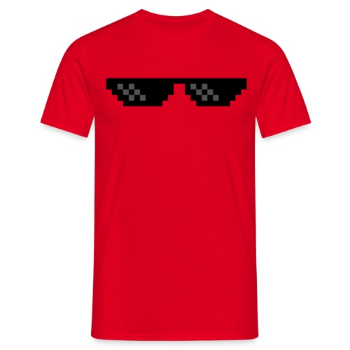 glasses png - Men's T-Shirt