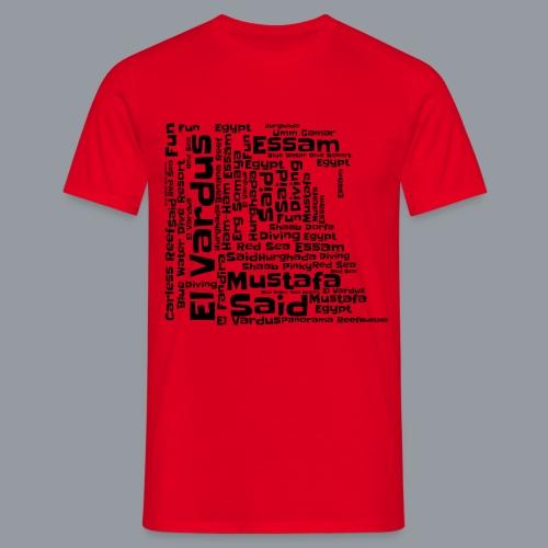 El Vardus - Männer T-Shirt