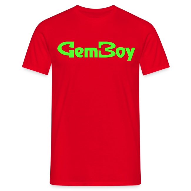 Scritta Gem Boy