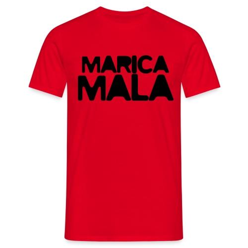 Marica Mala Negro - Camiseta hombre