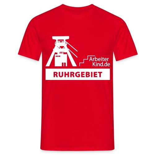 logo 2farbig klein - Männer T-Shirt