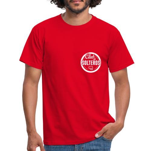 Club de Solteros (logo blanco) - Camiseta hombre