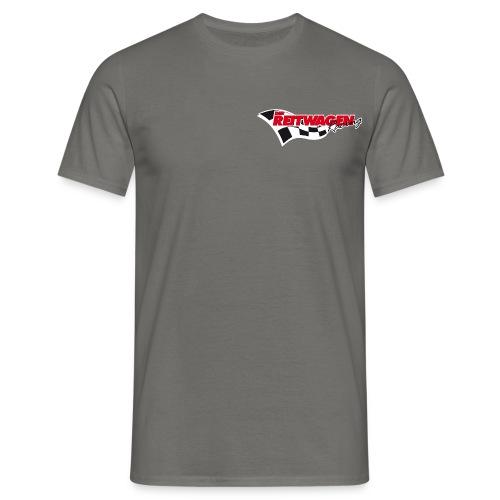 rw racing - Männer T-Shirt