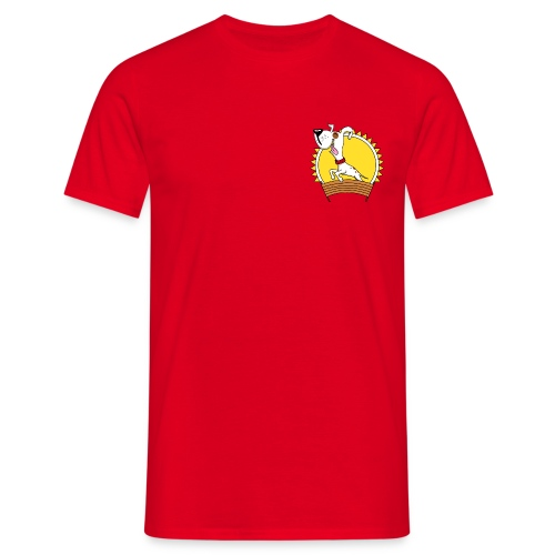 GHSV Maskottchen transparent png - Männer T-Shirt