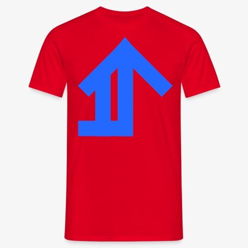 Blue Classic Design - Men's T-Shirt