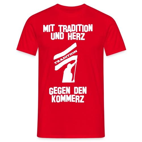 traditionsshirt - Männer T-Shirt