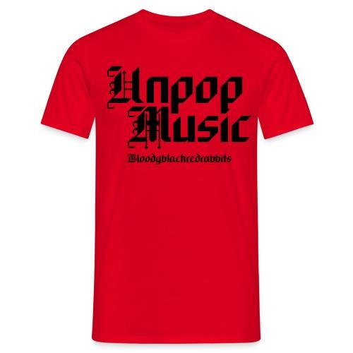 bbrr shirt unpop 1205 - Männer T-Shirt