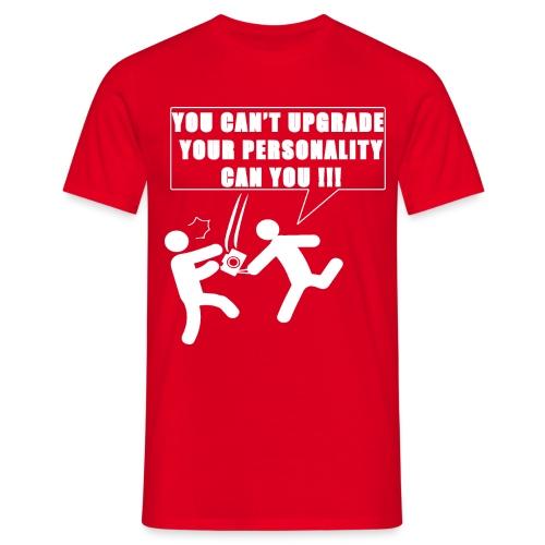 personalitywhite - Men's T-Shirt