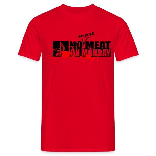 nomeat2 - Men's T-Shirt