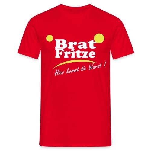 bratfritze3 - Männer T-Shirt