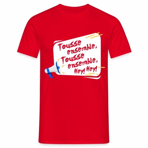 TOUSSE ENSEMBLE - T-shirt Homme