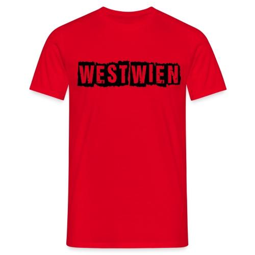 westwienpunkrockstyle - Männer T-Shirt