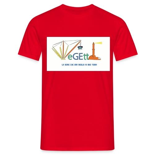 LOGO (CMYK) - Maglietta da uomo