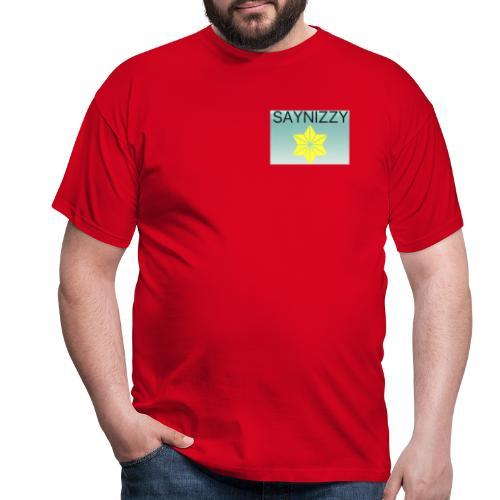 Say nizzy - Men's T-Shirt