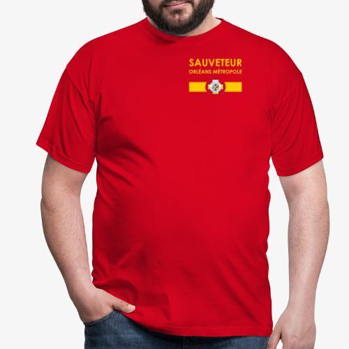 Gamme Sauveteur Aquatique - T-shirt Homme