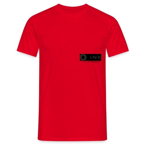 INK Ft.Incognito ALL IS POSSIBLE - Koszulka męska