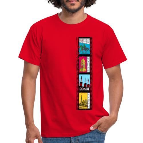 Stadtansichten Hannover Set 04 - Männer T-Shirt