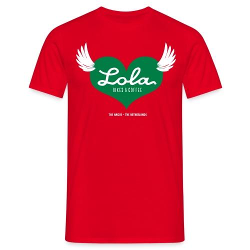 angel_heart - Mannen T-shirt